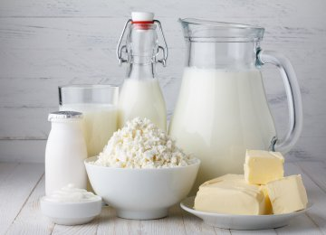 According to FAO, Iran is among medium-consumption countries with a dairy consumption rate of 30 to 150 kg per capita per year.
