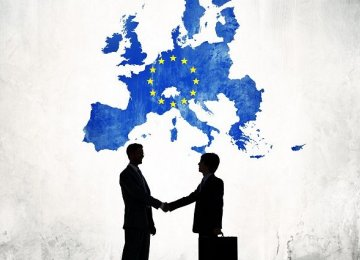 European firms may feel more confident because of the European Union's strong support for Iran's nuclear deal.