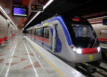 Gov't Allocates $2b to Import Subway Cars