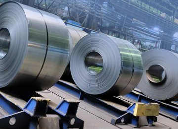 The European steelmakers' association Eurofer said Iran has increased exports of hot rolled flat steel rapidly to the European Union market.