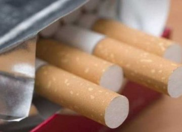 Cigarette Production Up 50% Last Year