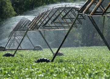 Funds for Modernizing Irrigation Systems