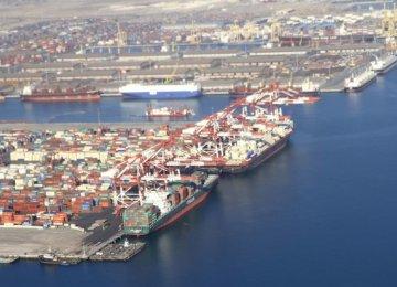 Shahid Rajaei Port Activities Up 35%