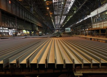 ESCO exported 585,488 tons of steel during the five months to August 22, up 133% year-on-year.