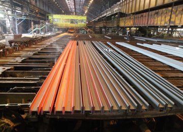 ESCO is Iran's oldest steelmaker and one of the country's largest producers of structural steel.
