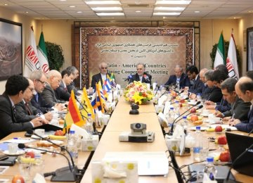 Latam States Explore Mining Opportunities in Tehran