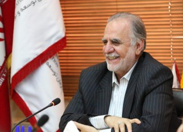 Karbasian Reappointed IMIDRO Chief