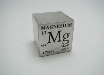 Magnesium: Metal of the Future