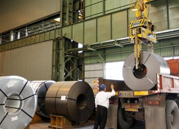 New Steel Import Levy Possible to Support Local Firms