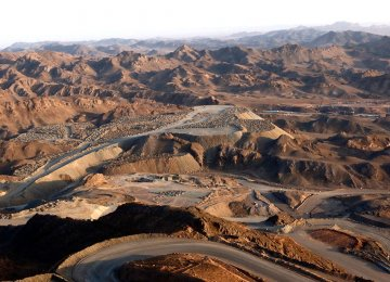 ran is home to 68 types of minerals with over 37 billion tons of proven and 57 billion tons of potential reserves.
