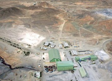 Rise in Esfordi Phosphate Production