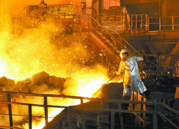 Nearly all global steel giants started 2017 by posting strong growth.