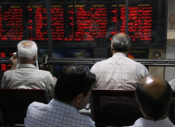 About 721 million shares valued at $54.1 million changed hands at TSE on July 15.