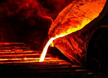 Global steelmakers produced 836.02 million tons of crude steel during the six months, up 4.5% YOY.