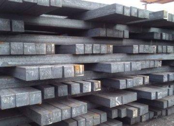 Iranian Billet, Slab Export Prices Strengthen