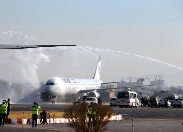 Iranian Aviation Needs  Novel Business Strategy