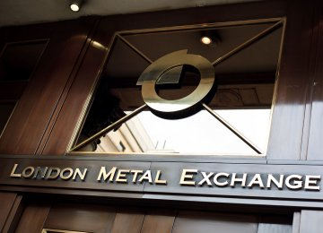 LME Keeps Status Quo on IRALCO After US Sanctions Snapback