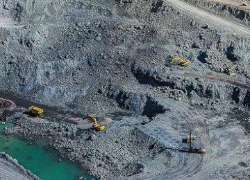 Iranian Iron Ore Exports Decline