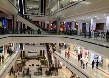 Many luxury malls have opened in Tehran and other Iranian cities in recent years, and most of them are fully packed on weekends.
