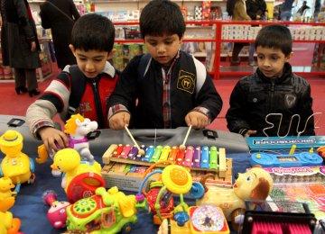 Iran's Per Capita Toy Consumption Under $5