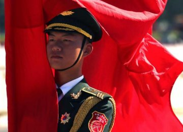 China Conducts Drills Near Korean Peninsula