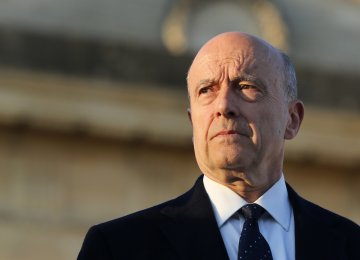 Juppe Will Not Replace Fillon