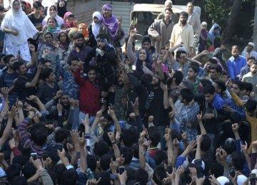 India Imposes Ramadan Curfew in Kashmir