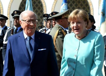 Germany, Tunisia Strike Immigration Deal