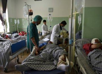 Powerful Blast Targets NATO Convoy in Kabul