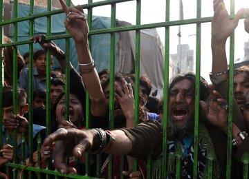 Pakistan Mourns Victims of IS Terror