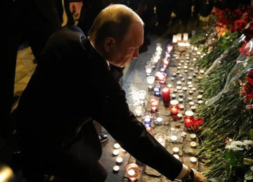 Russia, Germany, France to Share Anti-Terror Data