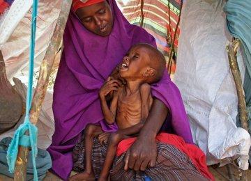 Starvation Stalks Nigeria, Somalia, S. Sudan, Yemen