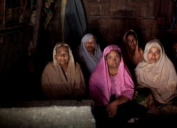 UN: Myanmar Likely  Guilty of Ethnic Cleansing
