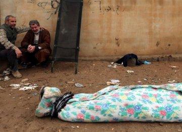 UN: Over 6,800 Civilians Killed in Iraq in 2016