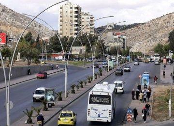 Israel Attacks Damascus Airport