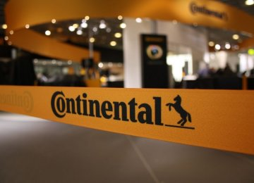 Continental Resumes Production With Parts Maker in Iran