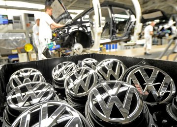 Volkswagen to Launch Iran Plant by March