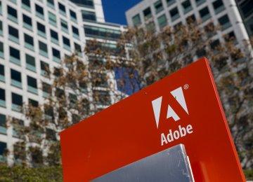 For the current quarter, Adobe anticipates $2.04 billion in revenue.