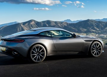 Aston Martin May Consider IPO in London