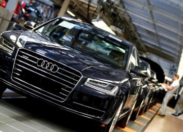 Audi Under Investigation on Possible Diesel Scandal