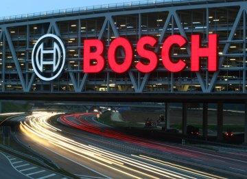 Bosch Profits Drop 6.5%