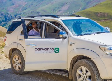 Indigo Holdings has reportedly acquired a 5% stake in a transportation application called Carvanro.