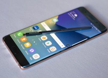 Samsung Bringing Back Refurbished Note 7