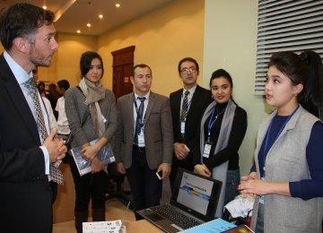 Uzbek Startup Event in June