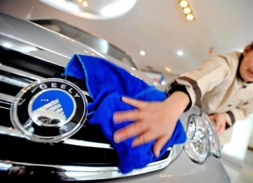 Daimler's Conditional Deals With Geely