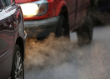 Petrol-driven vehicles that diesel cars are replacing, in the matter of NOx emissions at least, are much less toxic.
