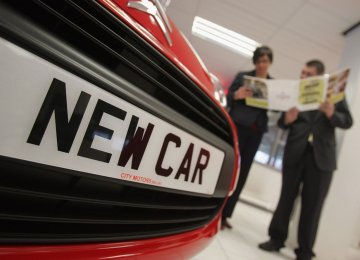 European Car Sales Rise 4.6%