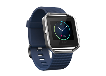 FitBit Launches First Smart Watch