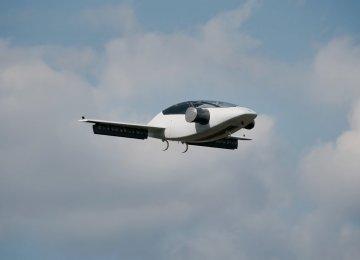 Germans Test Flying Car
