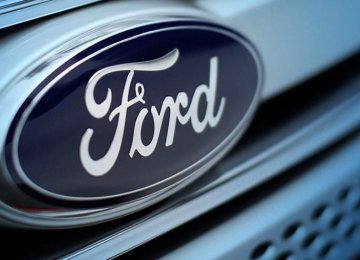 Ford to Roll Out New SUV in China